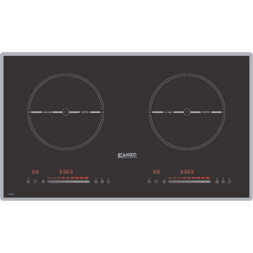 Bạn biết gì về bếp đôi âm điện từ chất lượng? - Kanzo